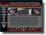 Big Drum Smokers